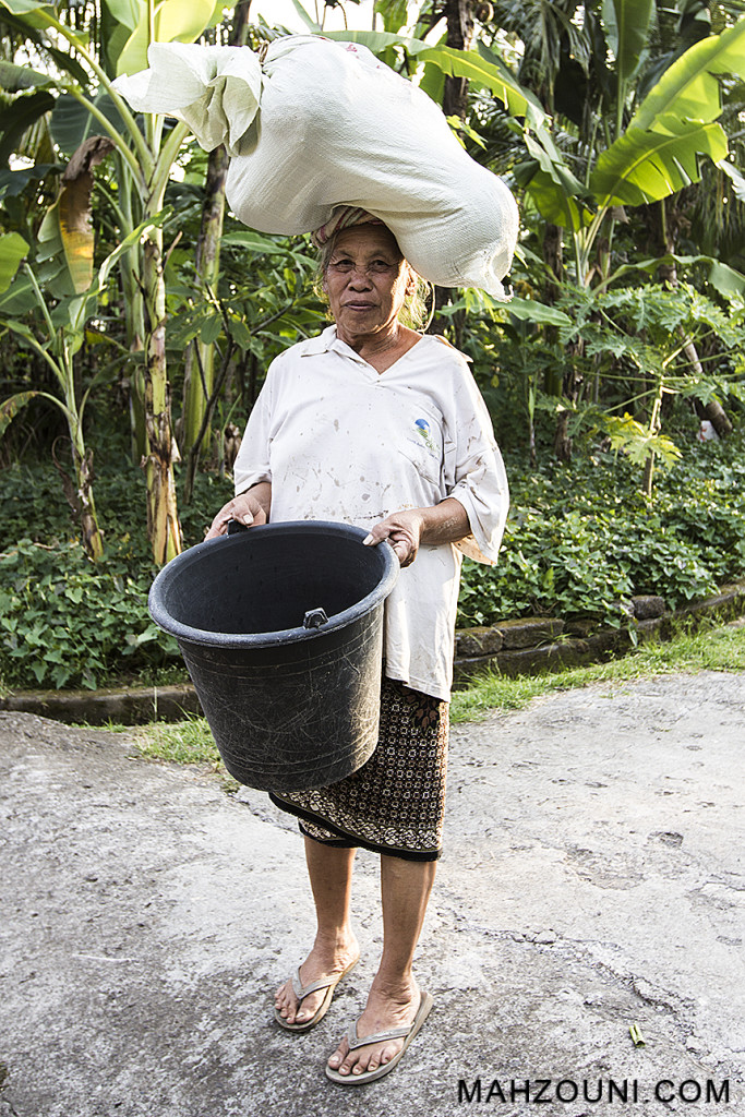 Simple living, ubud, bali, indonesia,