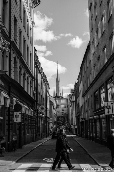 Sweden, stockholm, streets, B&W, Back and White,