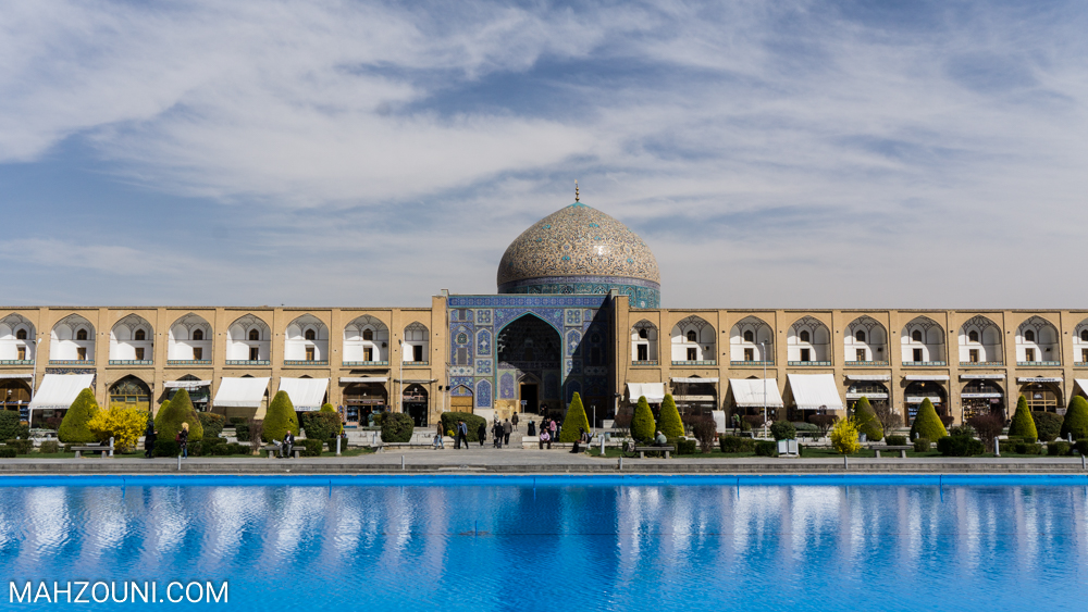 Najafabad, Esfahan, Iran, City, Art, Mosaic, Imam square, UNESCO World Heritage Centre,